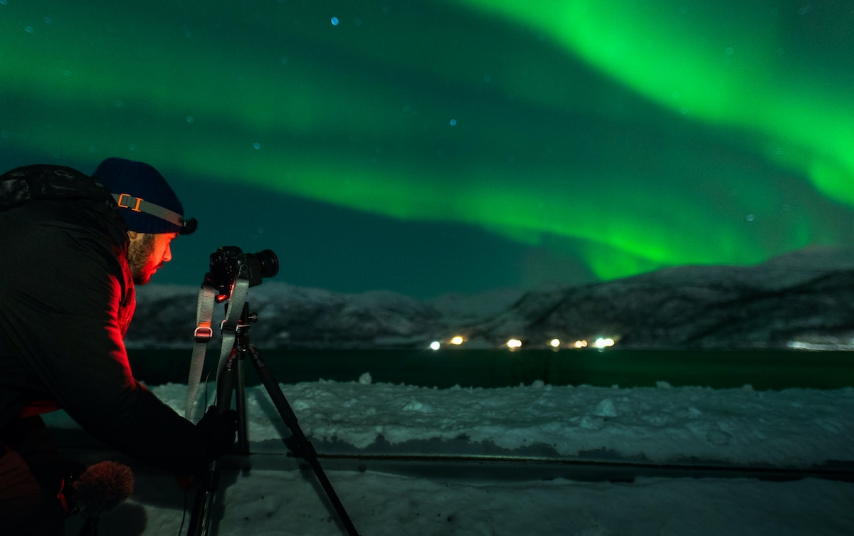 Fotografando a Aurora Boreal