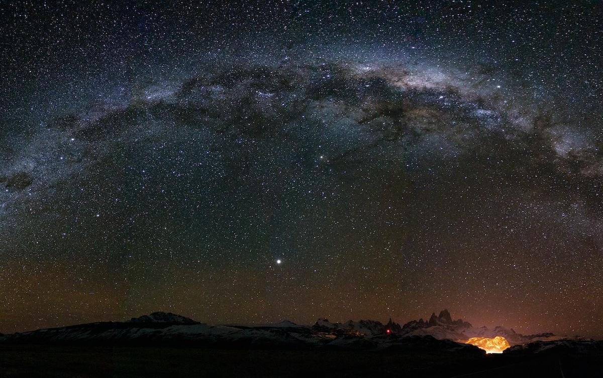Passo a passo para fotografar a Via Láctea