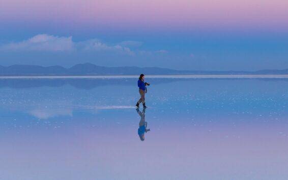 Explorando a Canon EOS R pelas paisagens surrealistas da Bolívia